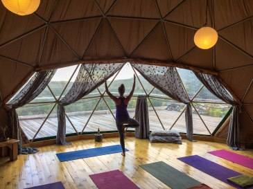 Patagonia Yoga Dome