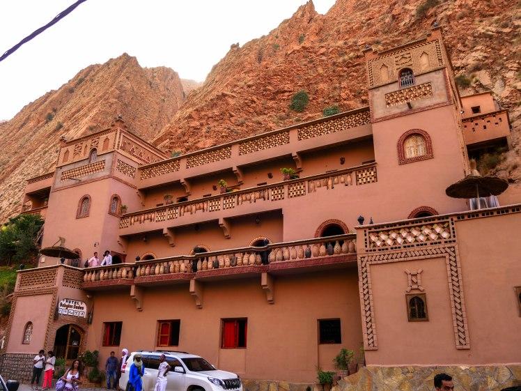 Hotel Babylon Dades in Morocco