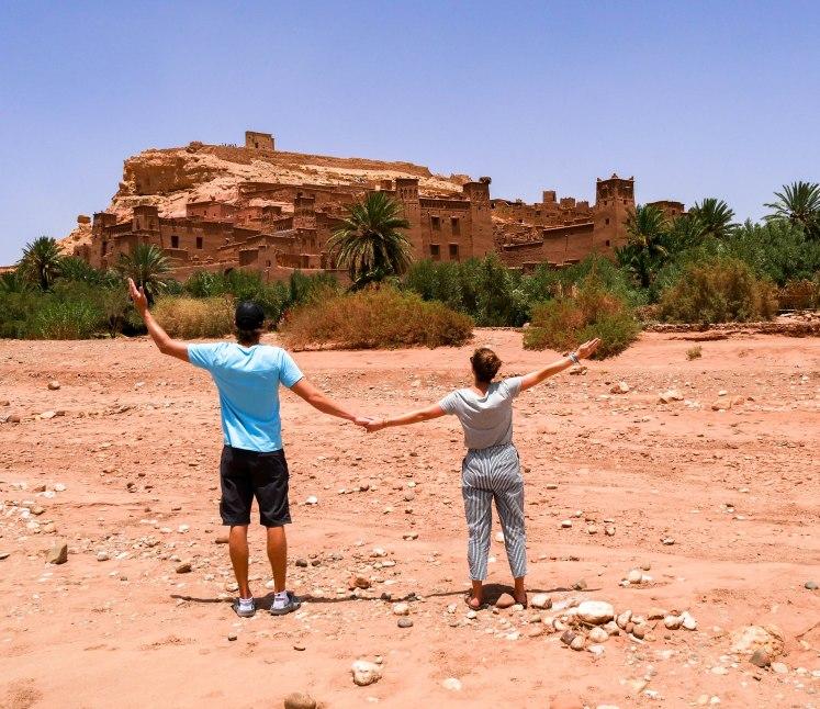 UNESCO heritage site Ksar Aït Benhaddou