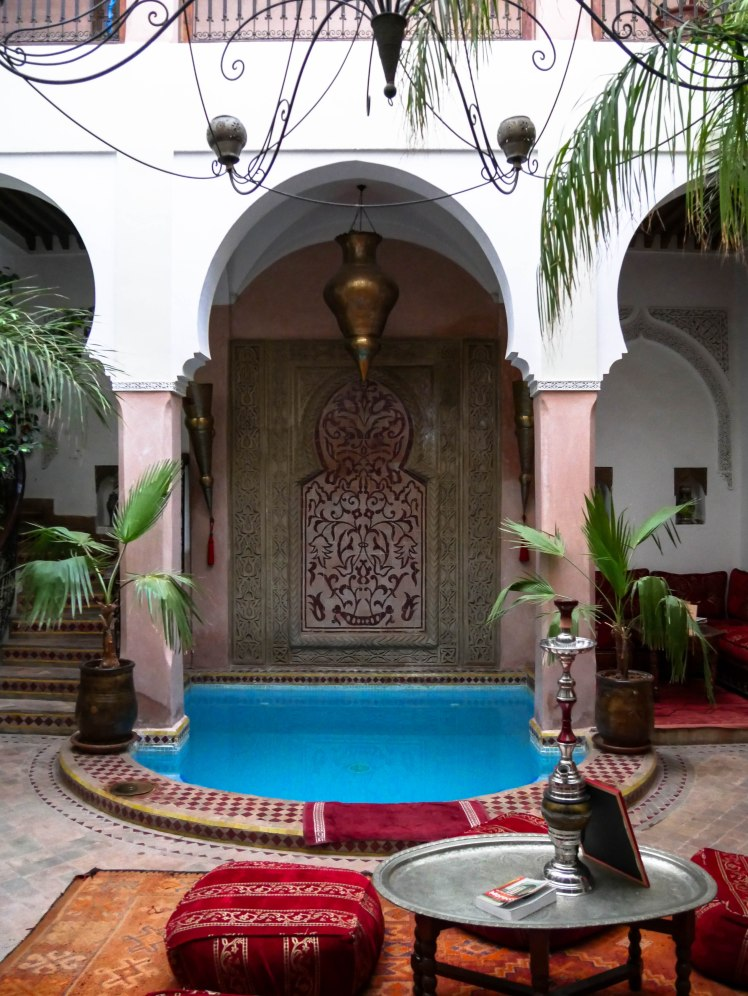 Riad Oumaima in Marrakech, Morocco