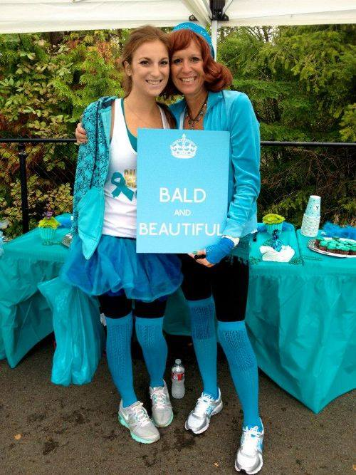 Teal and Toe 5k Walk for Ovarian Cancer