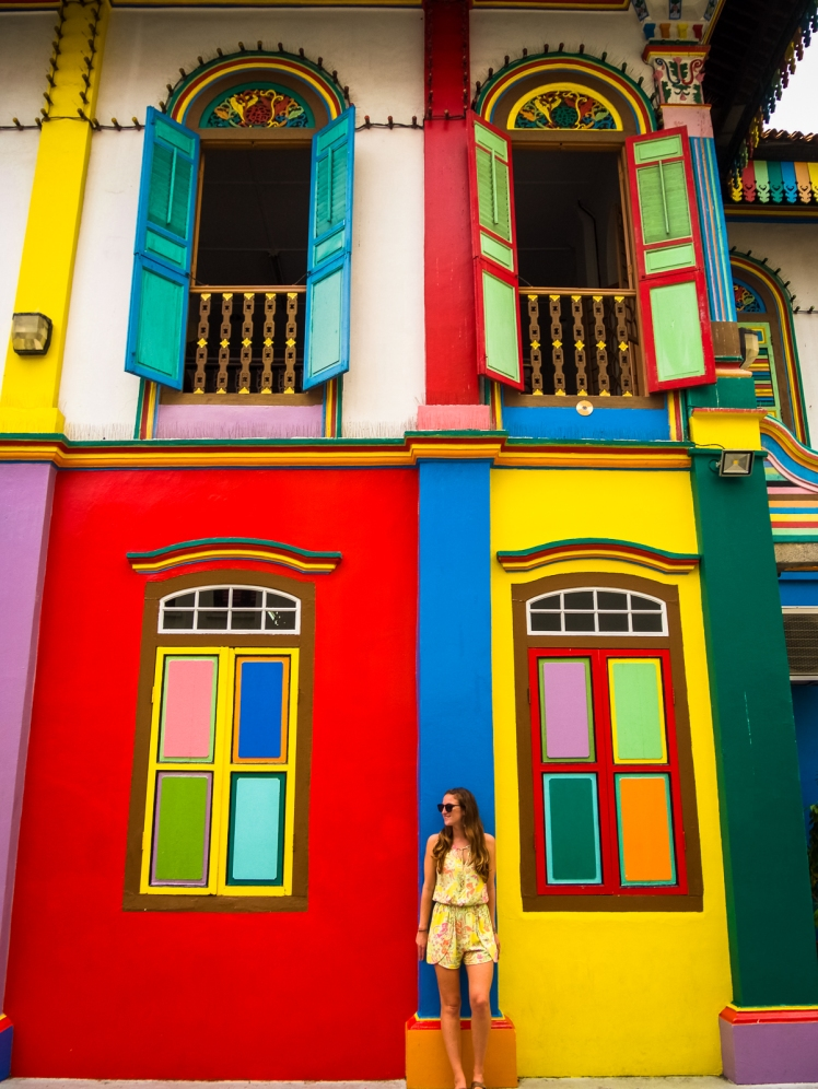 Tan Teng House in Singapore's Little India