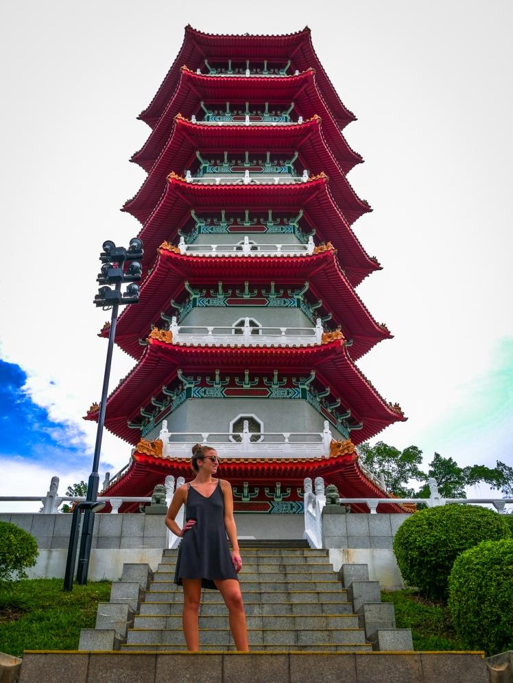 Girl Chinese Gardens Singapore