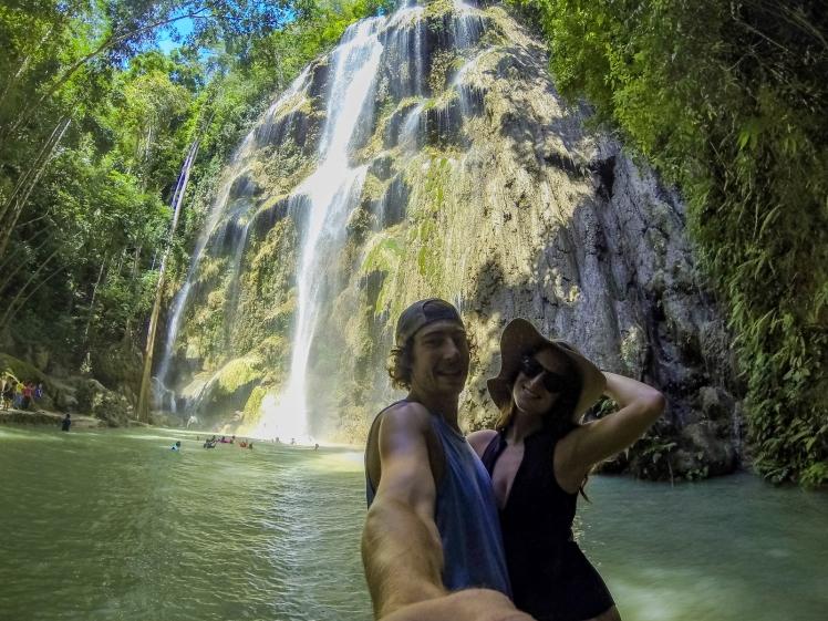 In Tumalog Falls