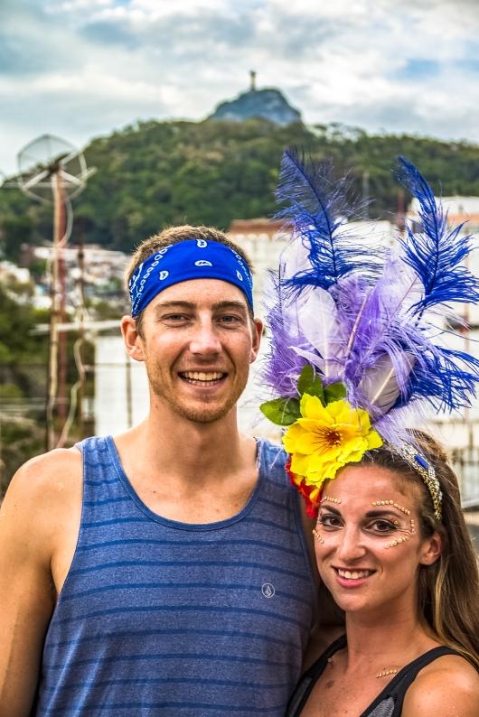 Celebrating Carnaval in Rio de Janeiro