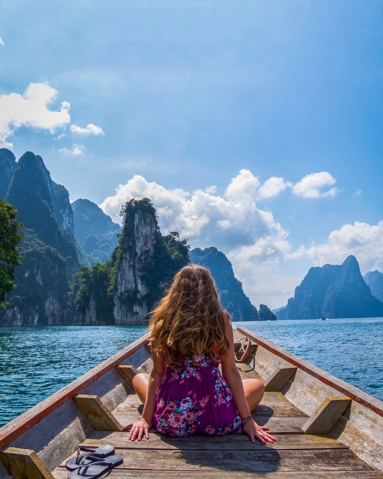 Khao Sok National Park - Cheow Lan Lake