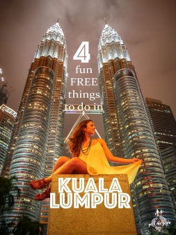 funfreethingstodo.KualaLumpur.PetronasTowers.Night.travelgirl.go4theglobe