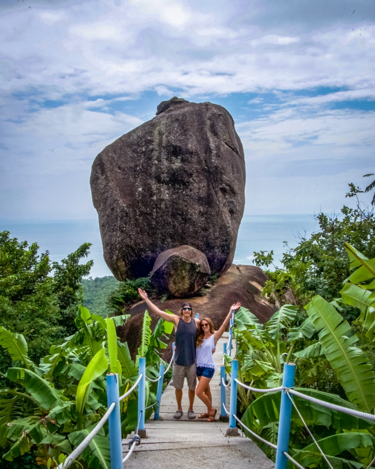 Secret Stone in Koh Samui