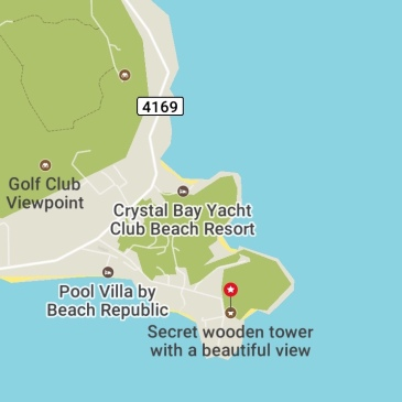 "Maps of location ""Secret wooden tower with a beautiful view"""