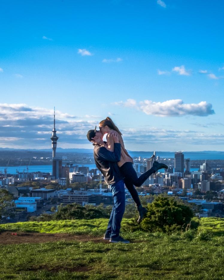 Mt. Eden, Auckland, New Zealand