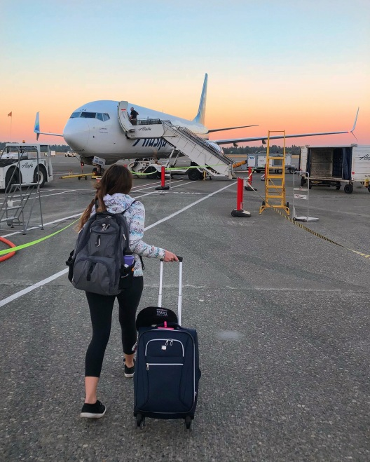 SWISSGEAR.go4theglobe.Sunrise.SeaTacAirport.JPG
