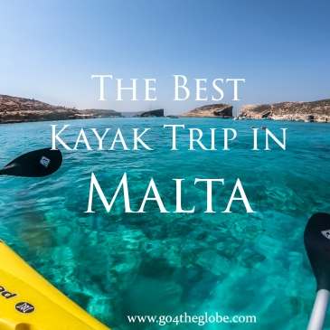 Best Kayak Trip in Malta
