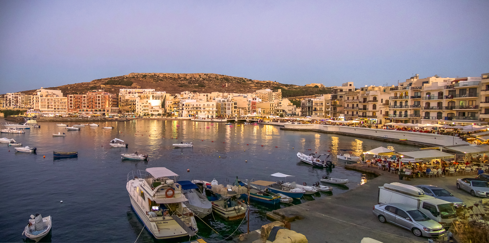 Masalforn Bay, Gozo, Malta