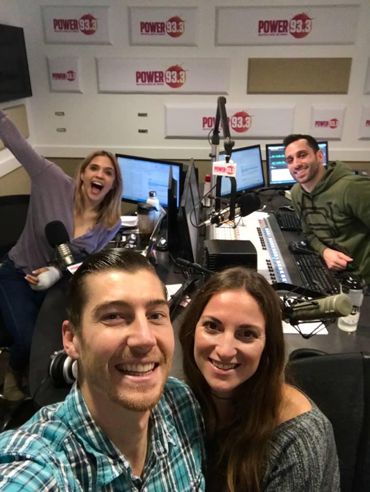 IHeart Radio Seattle Studio