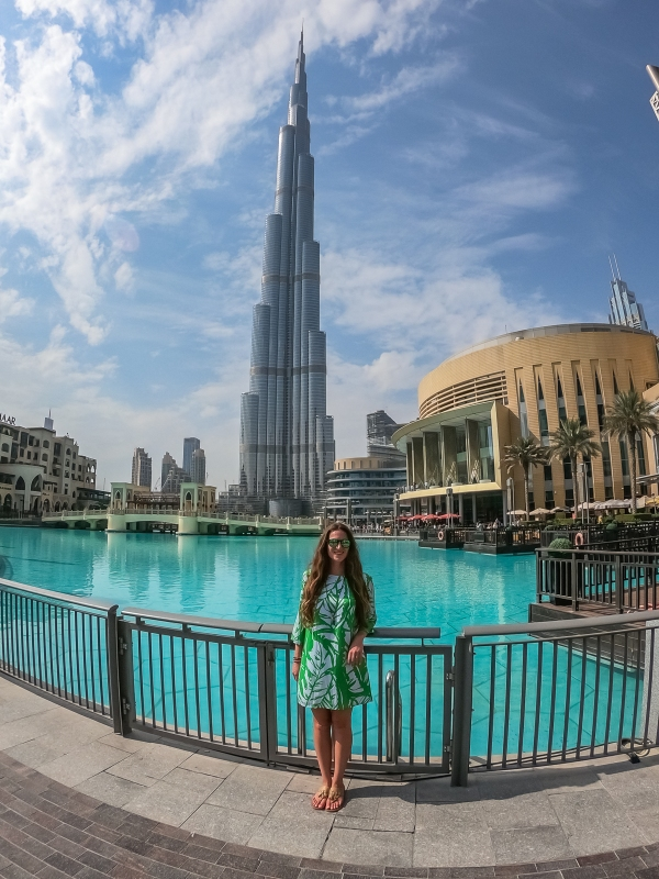 Burj Khalifa World's Tallest Building