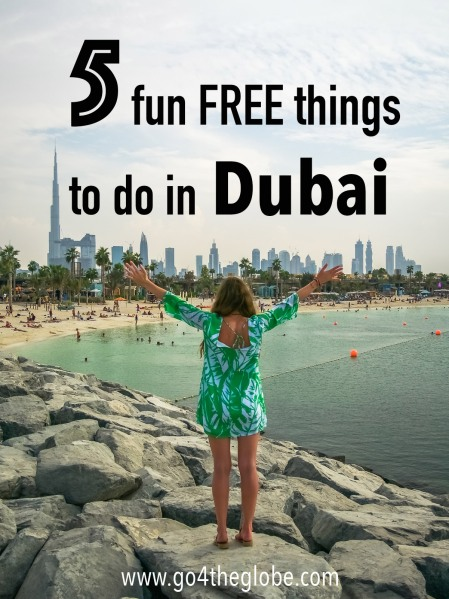 Fun free things to do in Dubai