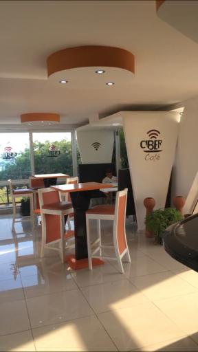 Ciber Cafe in Varadero, Cuba